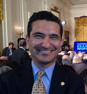 Babak Kateb at White House for President Obama Brain Initiative